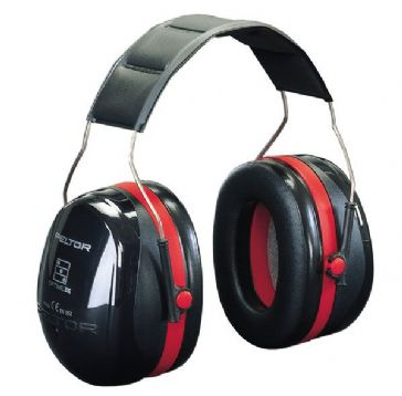 Peltor 3M Optime III Headband Ear Defenders H540A (35dB SNR)